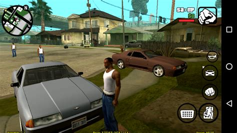 gta san andreas android gta san andreas multiplayer apk jogos android