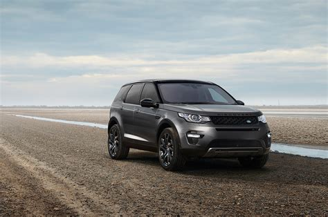 2017 land rover discovery sport white 2017 land rover discovery sport gets new tech and styling