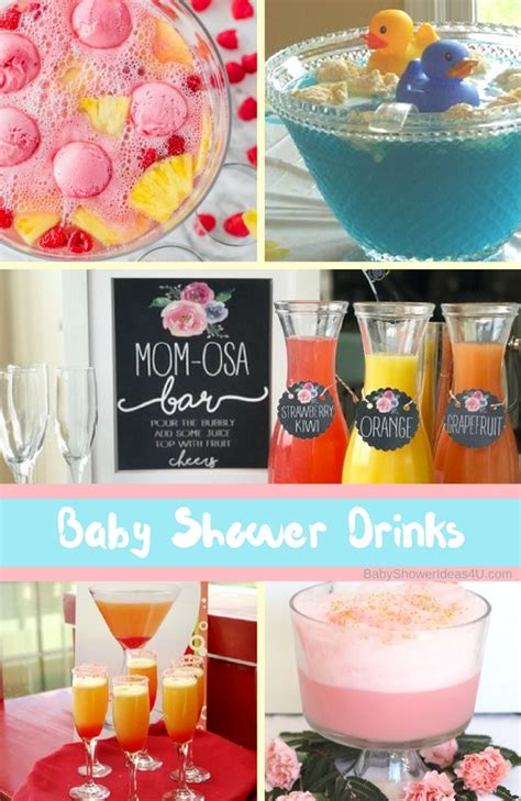 Baby Shower Punch Recipes For Boys by Baby Shower Drinks Punch Recipes Baby Shower Ideas