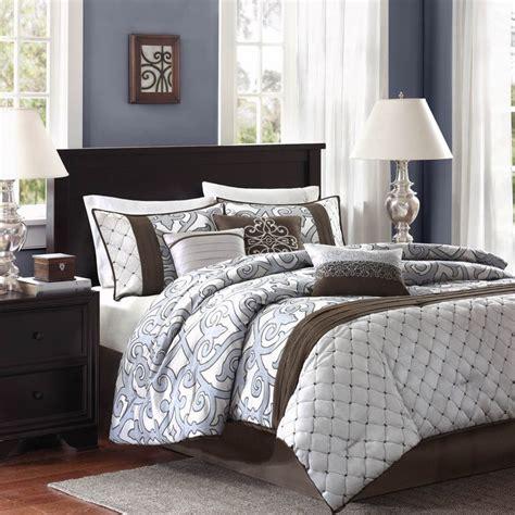 deals on comforters madison park winchester 7 piece comforter set overstock