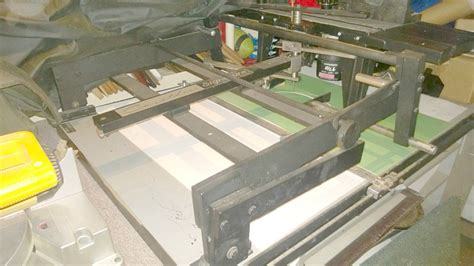 carithers mat cutter equipment used carithers circle oval mat cutter used picture
