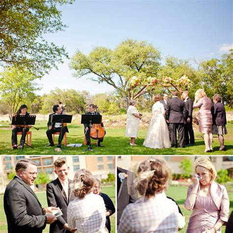 10 romantic very small wedding photos