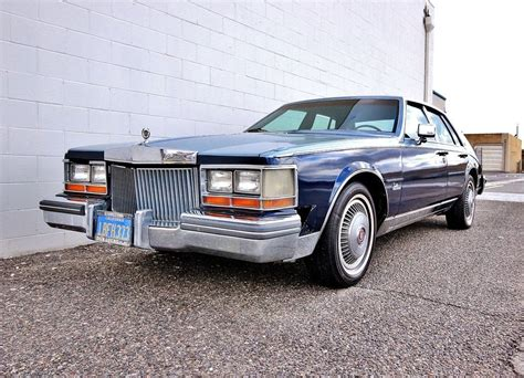 1980 Cadillac Seville For Sale by 1980 Cadillac Seville Barn Find For Sale