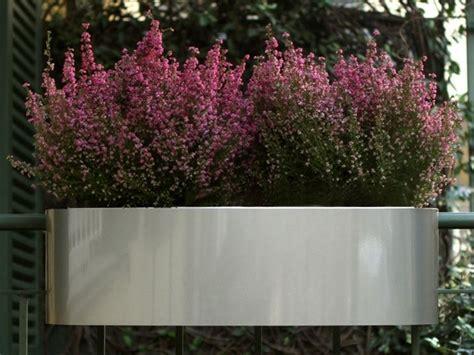 vasche per piante da terrazzo come scegliere le fioriere per esterno scelta dei vasi