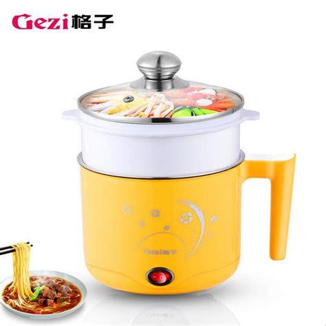 Mini Rice Pot Cooker Stainless Steel 1 2l Travel Warmer Baby Food 1 popular mini multi cooker buy cheap mini multi cooker lots
