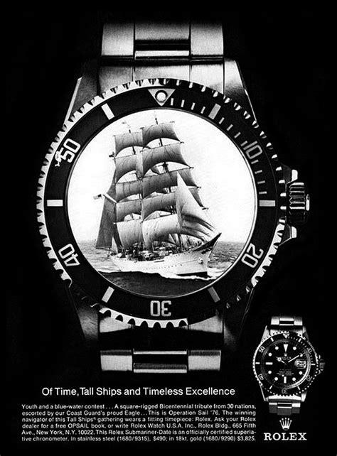 rolex magazine ads 17 best images about rolex submariner magazine ads through