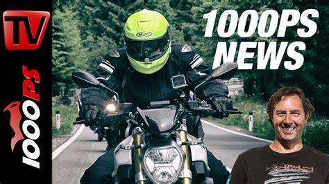 Held Motorrad Allgäu by Video Held Luca Telli Textilkombi Cardo Smarth
