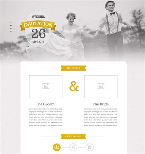 free wedding invitation templates psd titanui