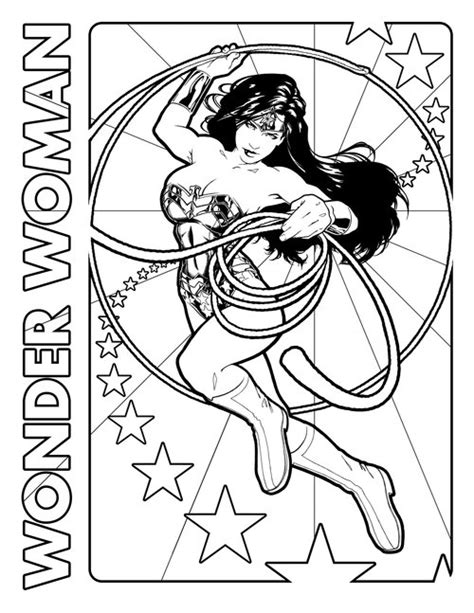 coloring pages for wonder woman free printable wonder woman coloring pages gt gt disney