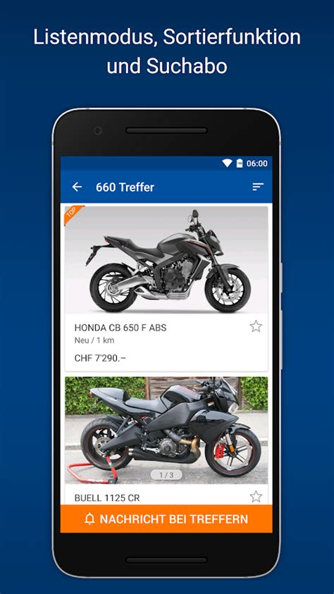 Motorrad Scout24 Ch by Motoscout24 Schweiz Android Apps Auf Google Play