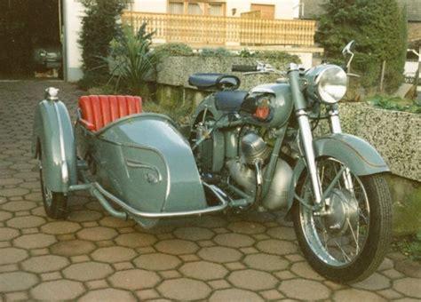 Dkw Motorrad Mit Beiwagen by Wenng 252 Nter Thiel Heute Mit Einem Seiner Durchweg