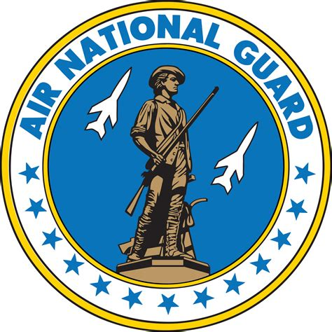 air national guard logo john de nugent