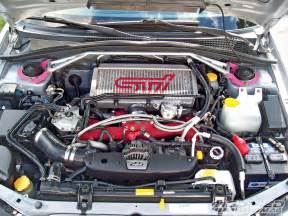 Subaru Sti Engine Building Your Own Subaru Forester Sti Modified Magazine