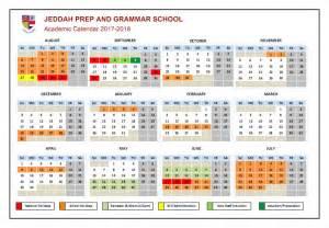 2017 And 2018 School Calendar Calendar 2017 2018