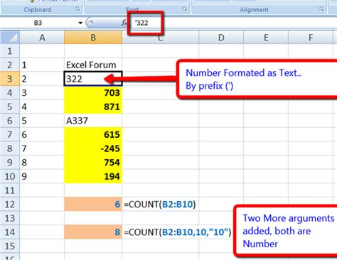 excel tutorial 2010 if function excel 2010 count functions count counta countif and
