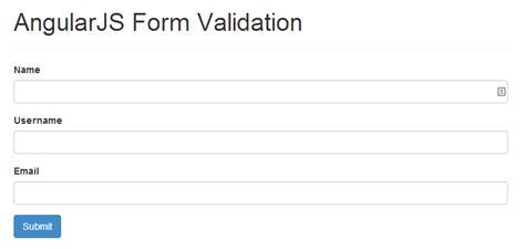 angularjs form validation formget angularjs 的表单验证 leejersey 博客园