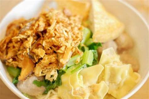 Pangsit Mie Mie Ayam aneka resep mie hidangan utama page 3 selerasa
