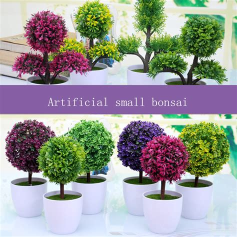 High Imitation Potted Indoor Plants Decoration Simulation Small Artificial Plants For Home Decor 28 Images Green