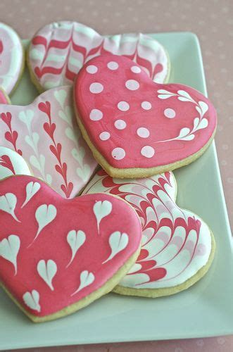 valentine s day cookie decorating 17 best images about decorated cookies valentines on