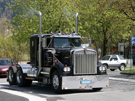 kenworth trucks deutschland lastbil