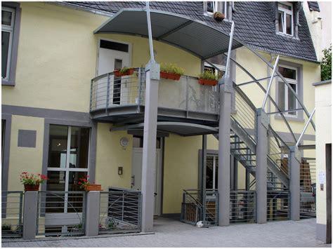 balkon dach stahlbau frankfurt am