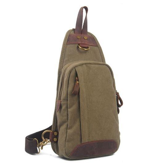 best sling best sling bag canvas sling bag bagsearth