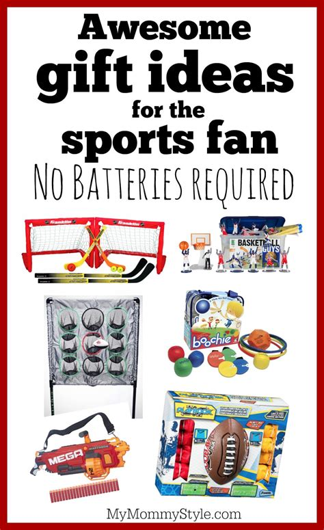 gifts for him sports fan 50 battery free gift ideas for boys ages 8 11 my mommy style