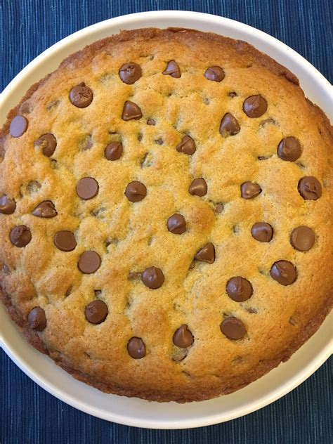 best cake recipes how to make chocolate chip cookie cake best recipe ever