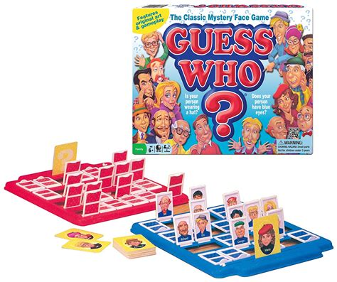 Guess Who by Guess Who Review