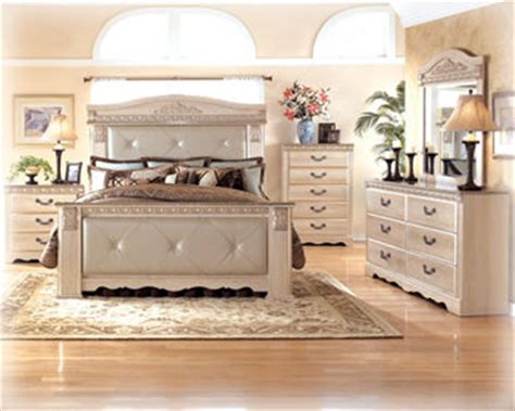 silverglade bedroom set silverglade b174 queen bedroom set signature design by