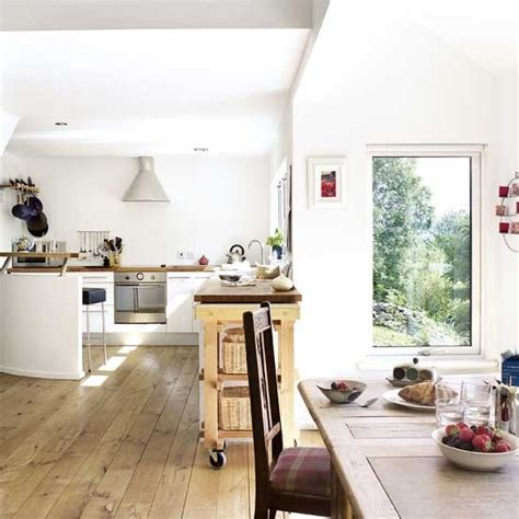 kitchen diner flooring ideas light kitchen diner kitchen extensions housetohome co uk