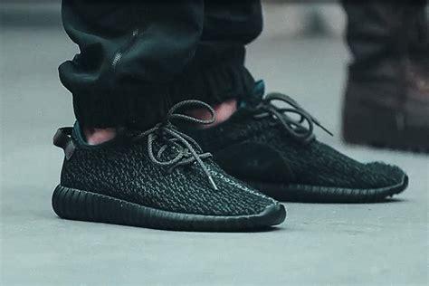adidas yeezy black adidas yeezy 350 boost black release date sneaker bar