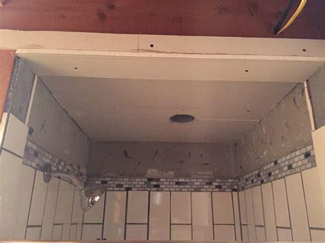 tiling shower filling gaps  tile  drywall home improvement stack exchange