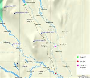 Lake Creek 7 Alaska River Rafting Trip Lake Creek Regal Air