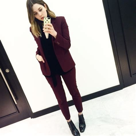 maroon suit ideas  pinterest burgundy suit