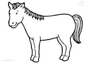 Pferde Ausmalbilder Kostenlos – Bilder  sketch template