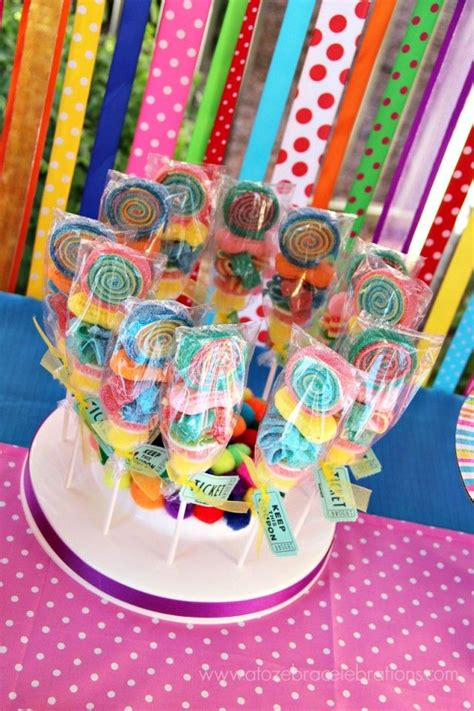 Rainbow Bright Decorations by 1000 Images About Sweet Sixteen Decorations On