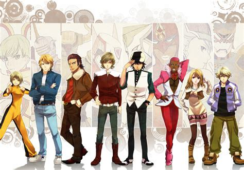 tiger and bunny tiger and bunny free anime wallpaper site