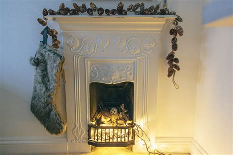 Decorating Ideas For Non Working Fireplace Decorations From House Of Fraser