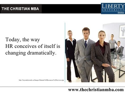 Michigan State Mba Human Resources by Christian Mba In Human Resources