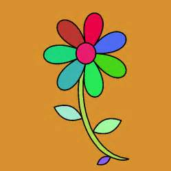 Galerry flower coloring book pages