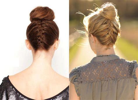 tutorial upside hairbun newbie upside down french braided bun hair tutorial hair