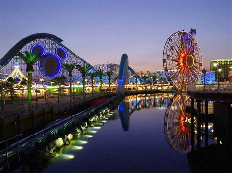 themes park disney disneyland at 60 combine a theme park and beach break