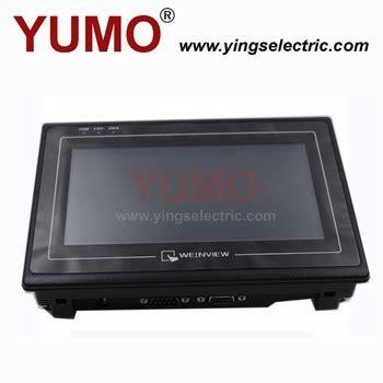 Hmi 7 Inchi Weinview Weintek Type Mt6070ih easyview weinview 7 inch touch screen mt6070ih proface hmi