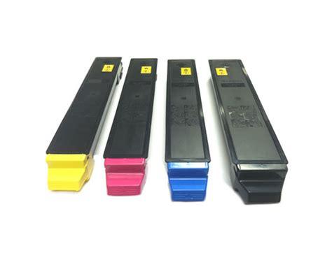 Toner Kyocera kyocera mita taskalfa 255c toner cartridges black cyan
