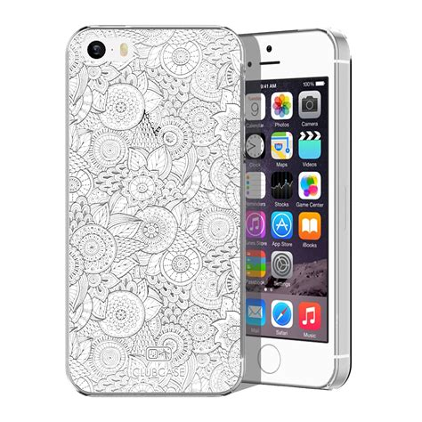 Quotes Iphone 5 5s 5se coque iphone 5 5s se dentelle florale