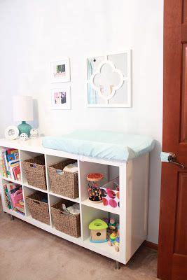 Changing Table Bookcase 17 Best Images About Baby S Room On Pinterest