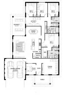 large house floor plans hi there today i have this family home featuring a study
