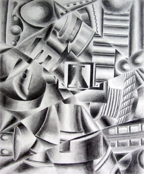 how to draw cubism cubism assignment by psyberspace on deviantart