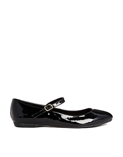new look black flat shoes new look new look jeanette black flat shoes